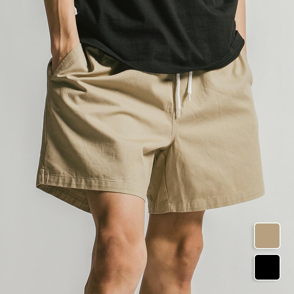 [단독할인]Twill Shorts (U18BBPT12)