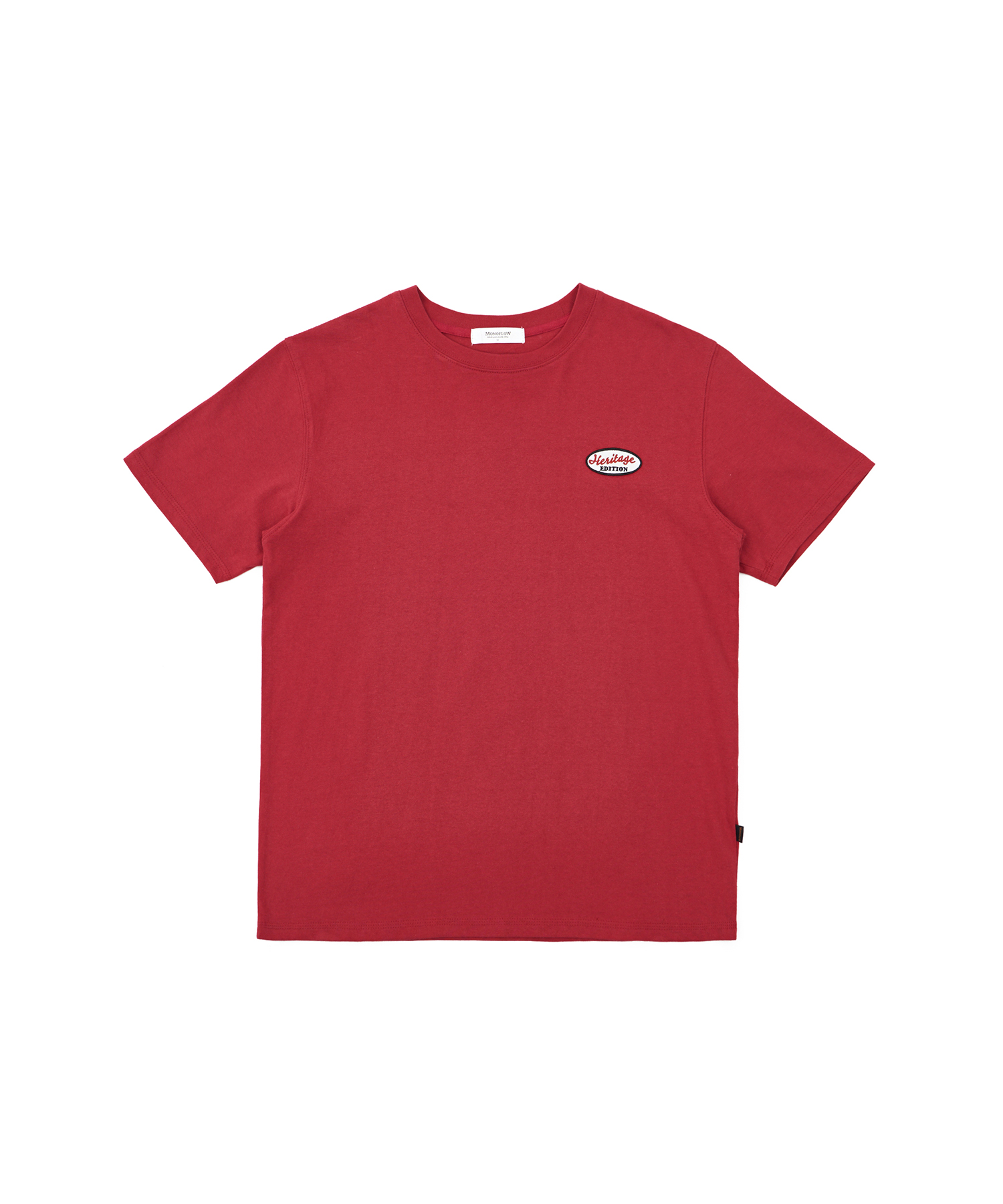 모노플로우 엠블럼 반팔 티셔츠 Emblem TS