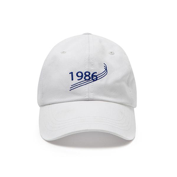 [152]1986 BALL CAP(WHITE)