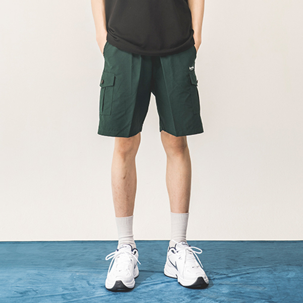 [150]HARDTACK SHORT CARGO PANTS(GREEN)