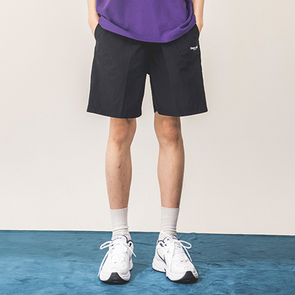 [149]SPONGY SHORT PANTS(NAVY)