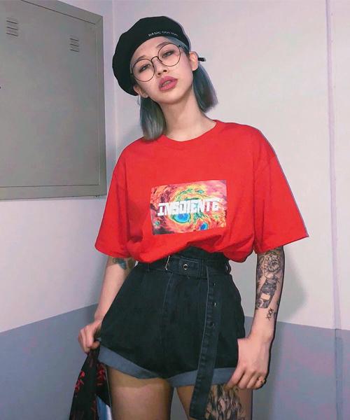 [단독할인]인솔렌 티셔츠 - 8컬러