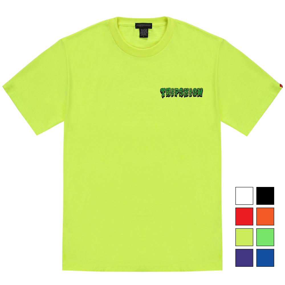 슬라임 그린 티셔츠 - 8컬러