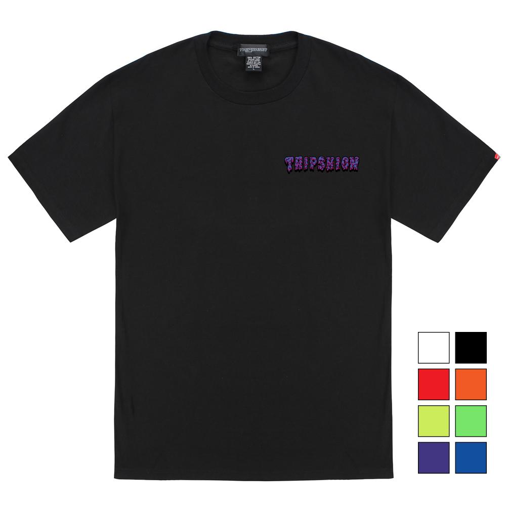 슬라임 퍼플 티셔츠 - 8컬러