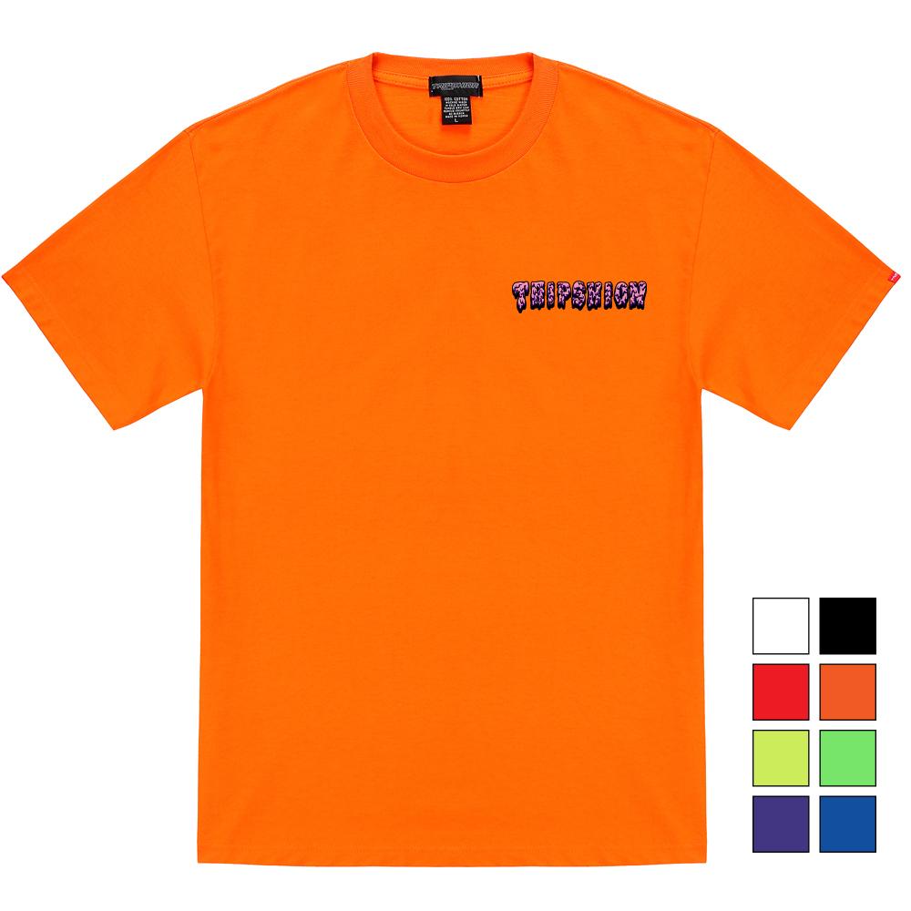 [단독할인]슬라임 핑크 티셔츠 - 8컬러