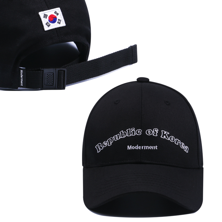 Korea Cap(black)