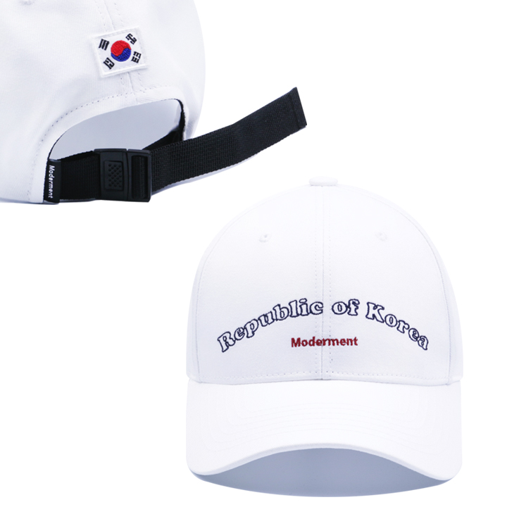 Korea Cap(white)