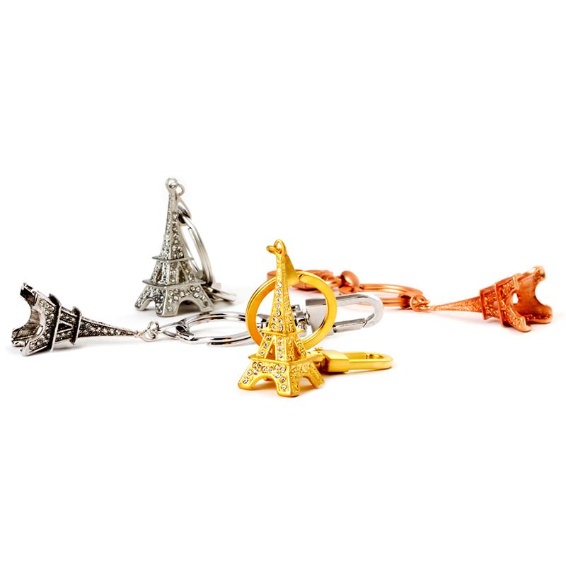 SVK-#801 에펠탑 키링키홀더