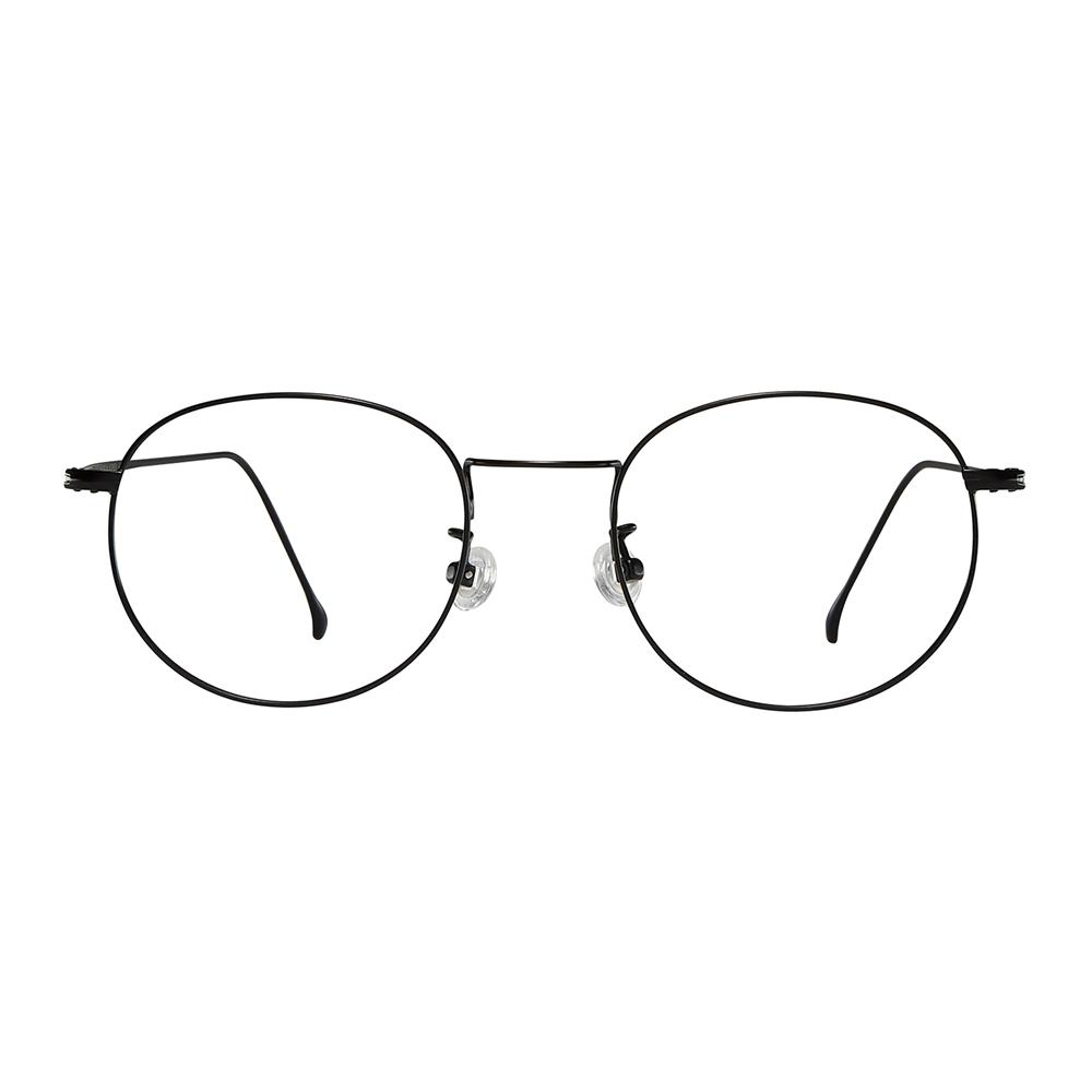 YN01 black 베타티타늄 안경테
