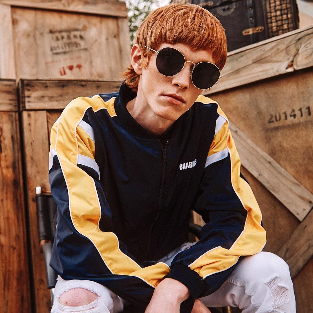 ROI gold-black 선글라스