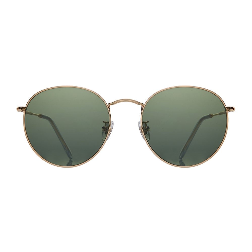 LEON gold-olivegreen 편광 선글라스