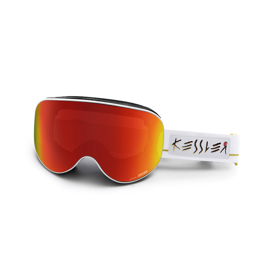 [케슬러] KESSLER - AURUM ZEISS WH_R (WHITE / RED) 고글
