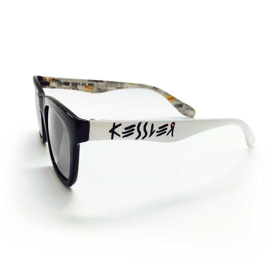 [케슬러] KESSLER - KIDS KE BK-WH (BLACK / WHITE) 키즈 선글라스
