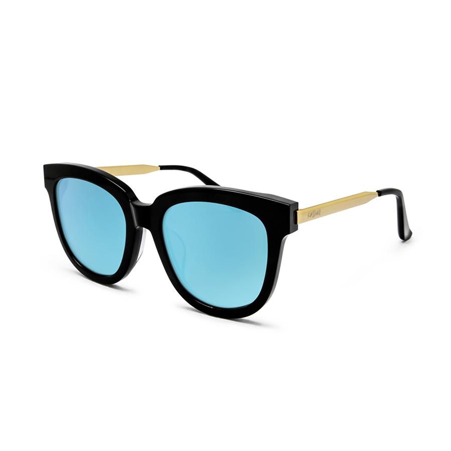 [케슬러] KESSLER - LUGANO BK_B (BLACK / BLUE) 미러 선글라스