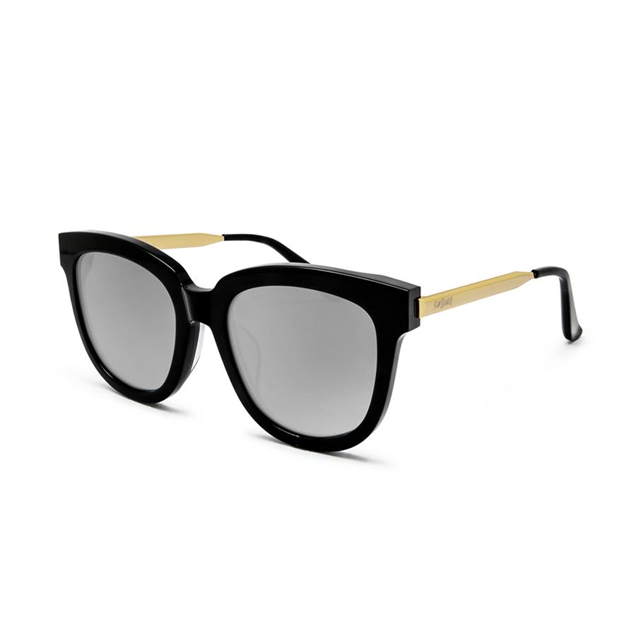 [케슬러] KESSLER - LUGANO BK_S (BLACK / SILVER) 미러 선글라스