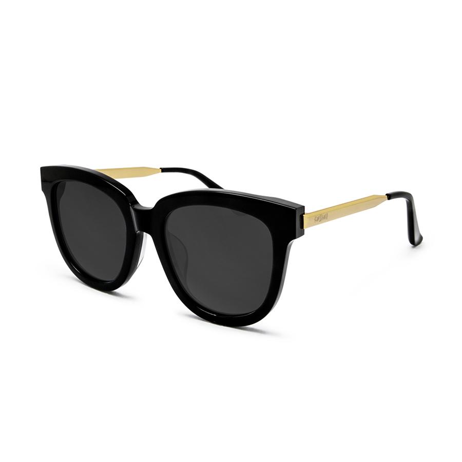 [케슬러] KESSLER - LUGANO BK_BK (BLACK) 미러 선글라스