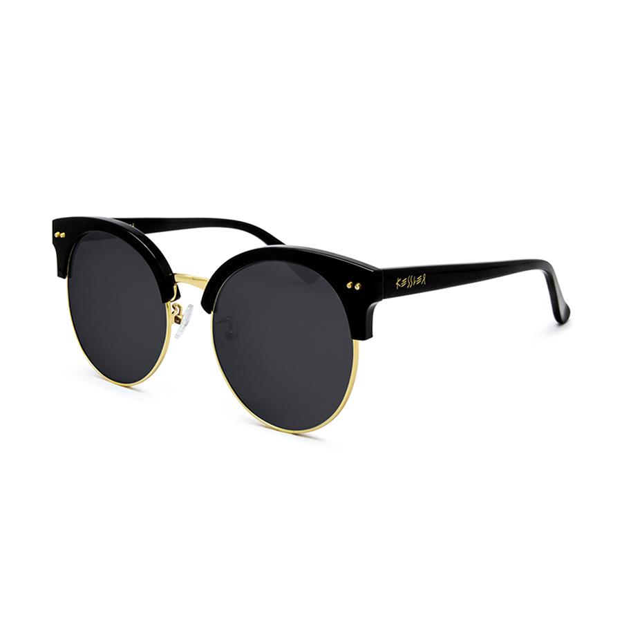 [케슬러] KESSLER - LAUSANNE BK_BK (BLACK) 미러 선글라스