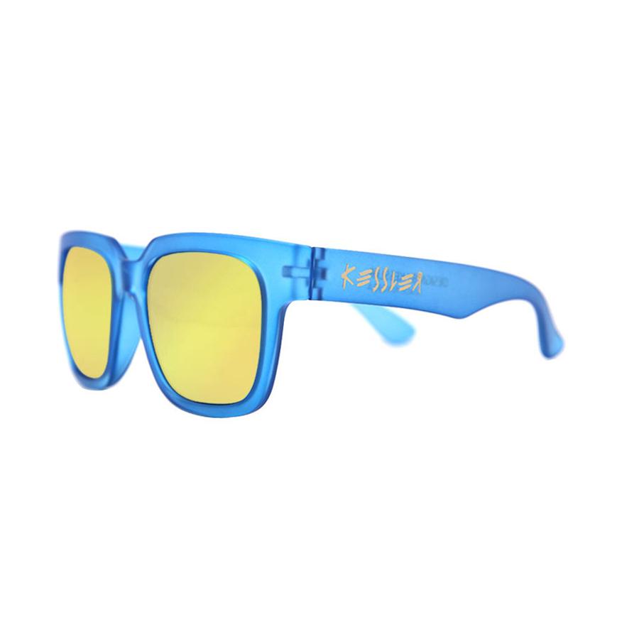 [케슬러] KESSLER - CLOUD BL_G (BLUE / GOLD) 미러 선글라스
