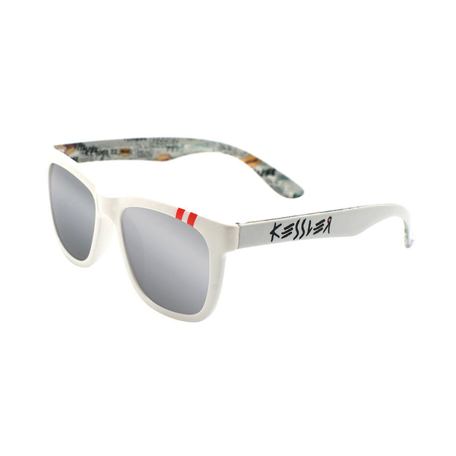 [케슬러] KESSLER - KE300102 WH (WHITE) 미러 선글라스