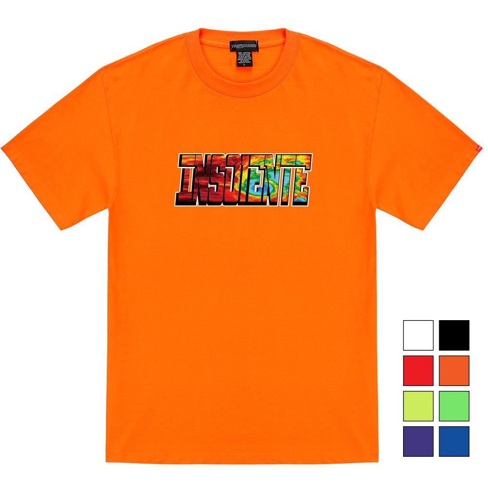 [단독할인]트립션 인솔렌 익스플로드 티셔츠 - 8컬러