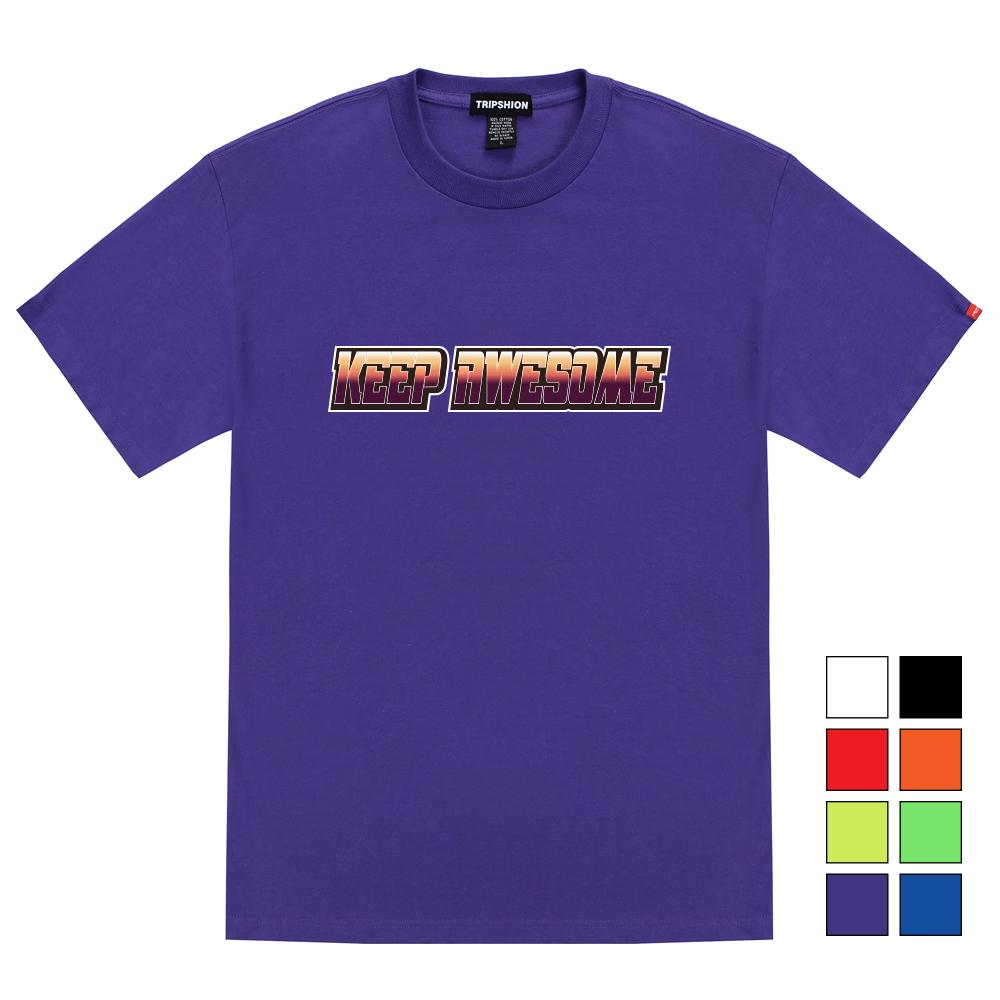 트립션 킵어썸 티셔츠 - 8컬러