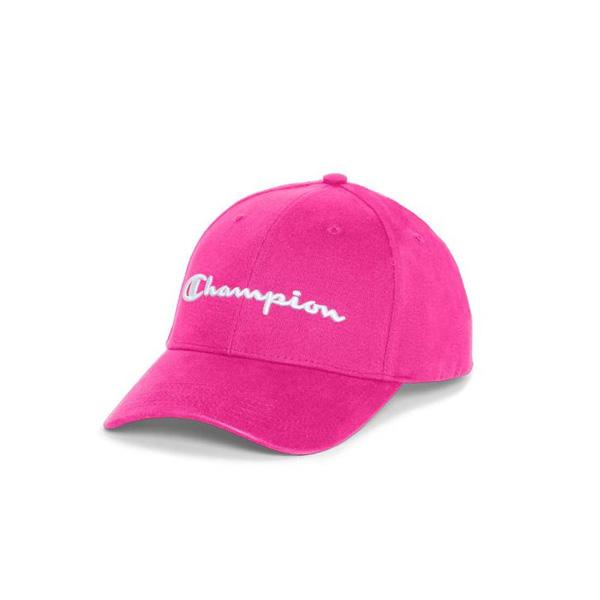 [해외]챔피온클래식베이스볼캡핑크