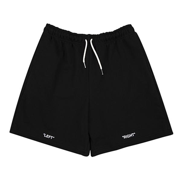 OFF OFF shorts black