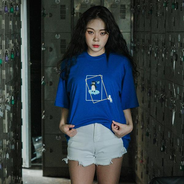 CA - I WANT TO GO SOMEWHERE (BLUE)