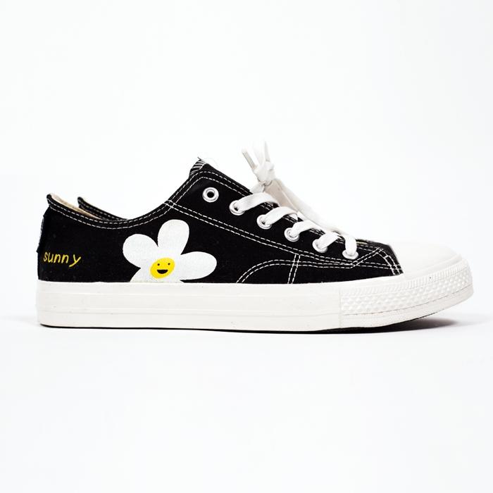 써니사이드 캔버스화 신발