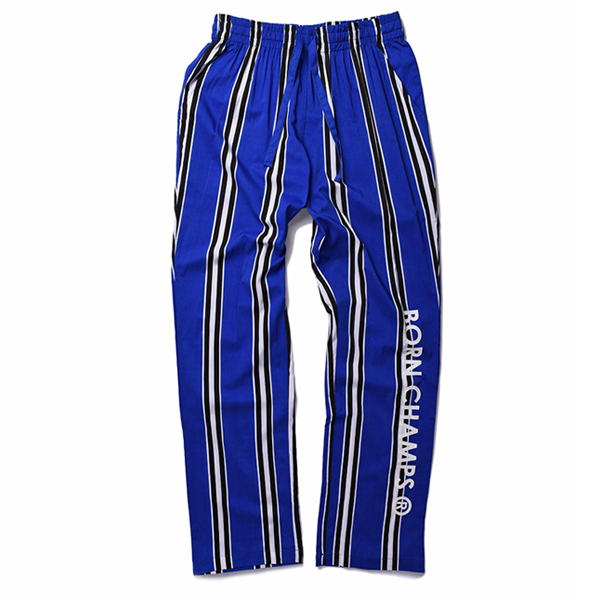 BC LARGE STRIPED PANT CERBMPT02BL