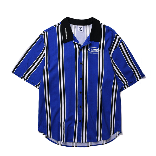 BC LARGE STRIPED SHIRT CERBMSH02BL