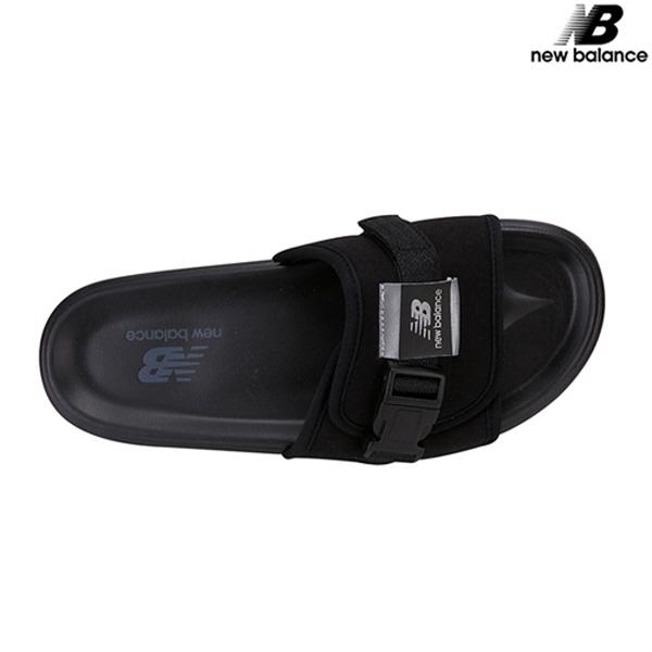 뉴발란스 SD2152BK 슬리퍼 여름 신발