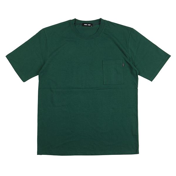 스탠다드 포켓 티셔츠 (그린)
