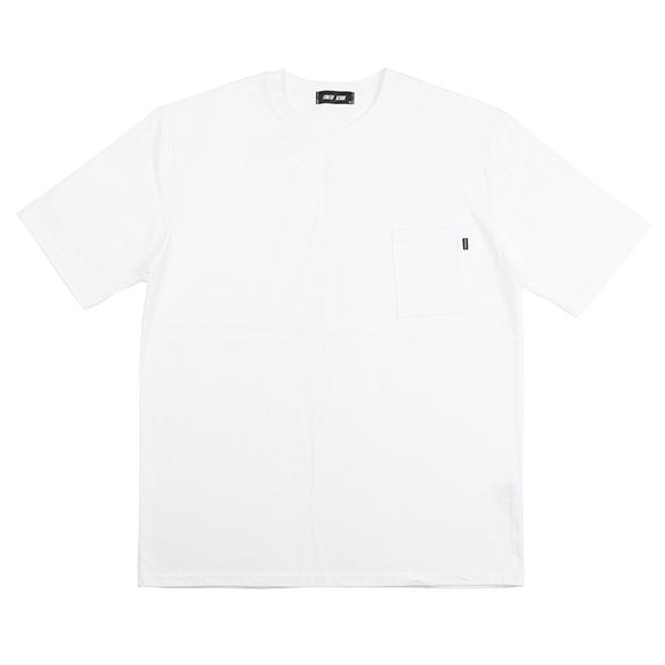 스탠다드 포켓 티셔츠 (화이트)