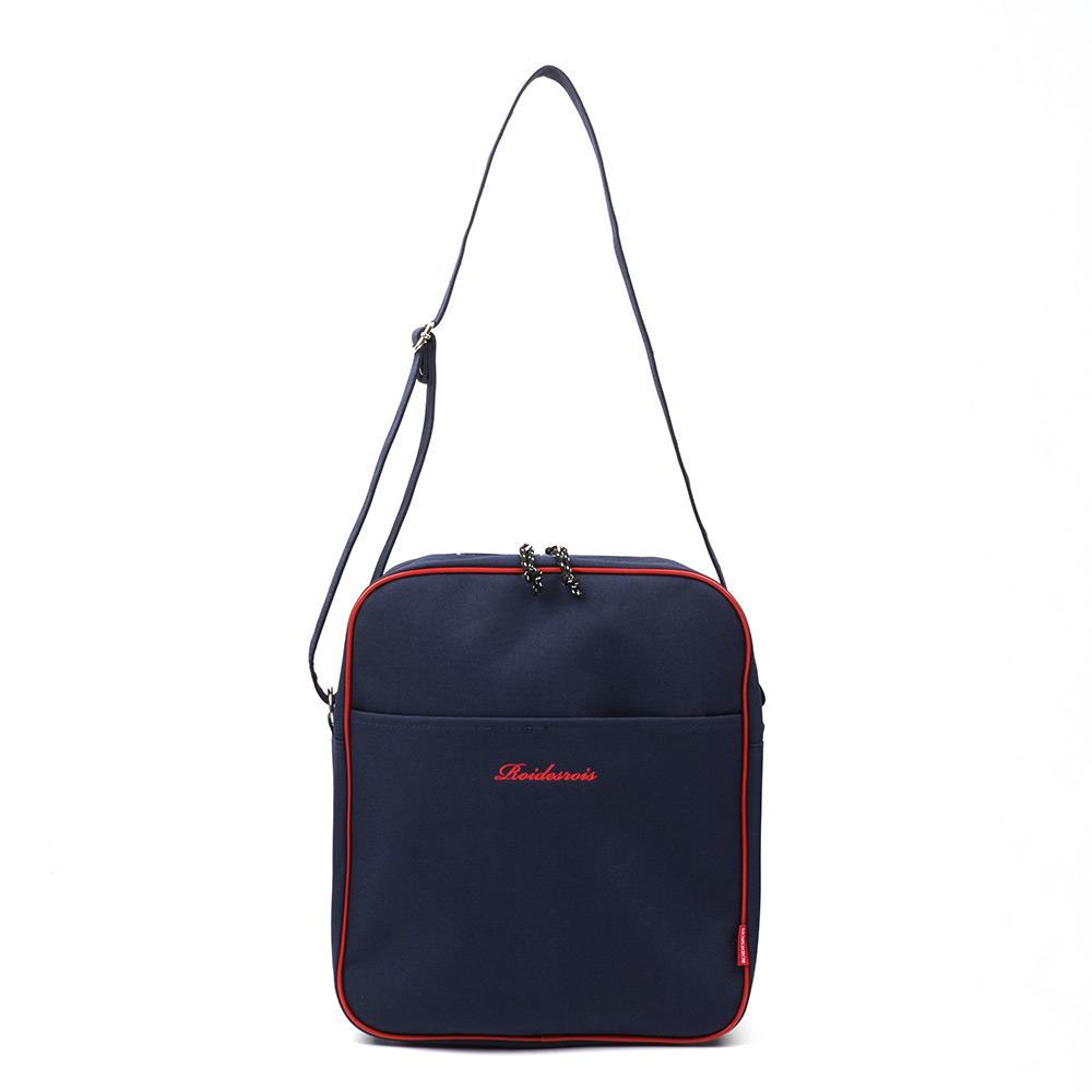 [로아드로아]ROIDESROIS - SUB AIR LINE CROSS BAG (NAVY) 크로스백 가방