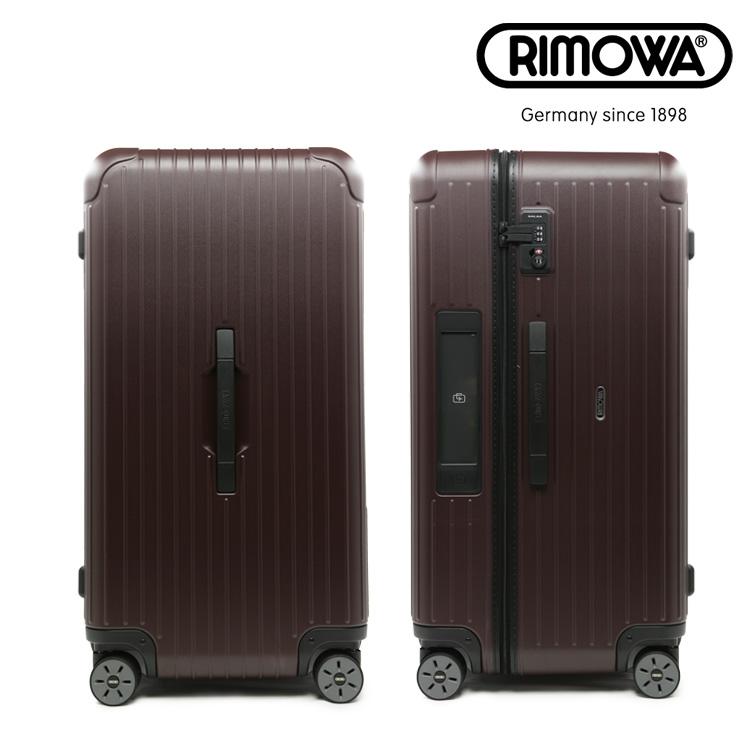 [RIMOWA(리모와)] SALSA SPORT 80 E-Tag Carmona Red