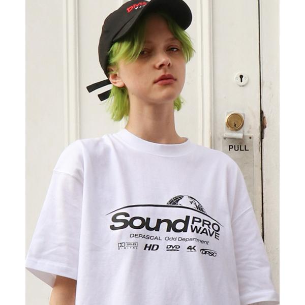 SOUND WAVE PRO T-SHIRT WHITE