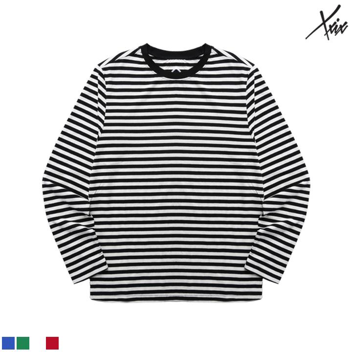 [A_02] XXIX - 핀스트라이프 티셔츠