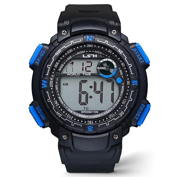 [FELON] ELECTRON WHTCH - JSM058042 BLUE