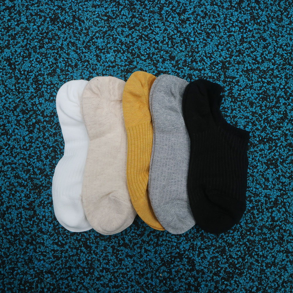 [5켤레] Basic fake socks