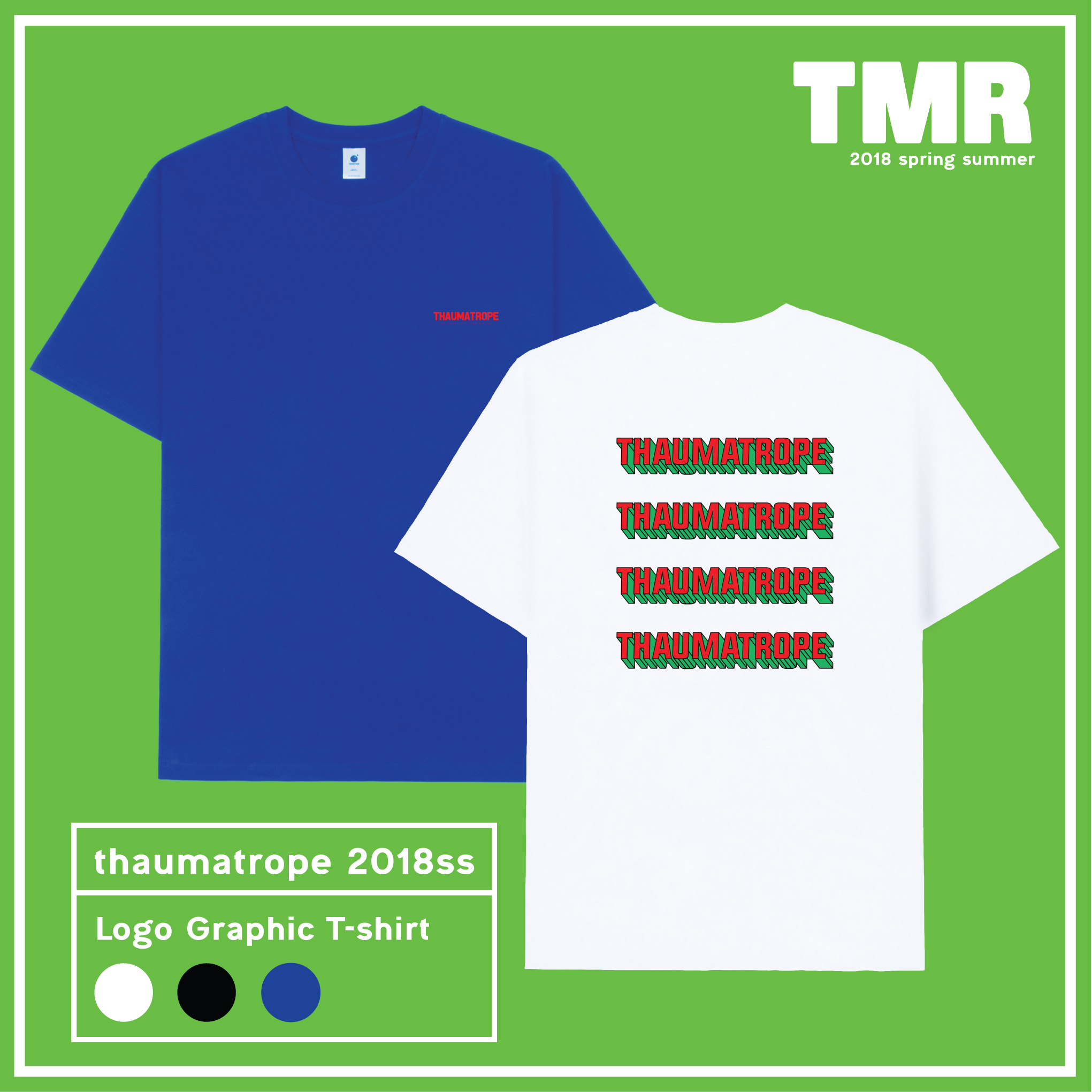 TMR LOGO GRAPHIC T-SHIRTS