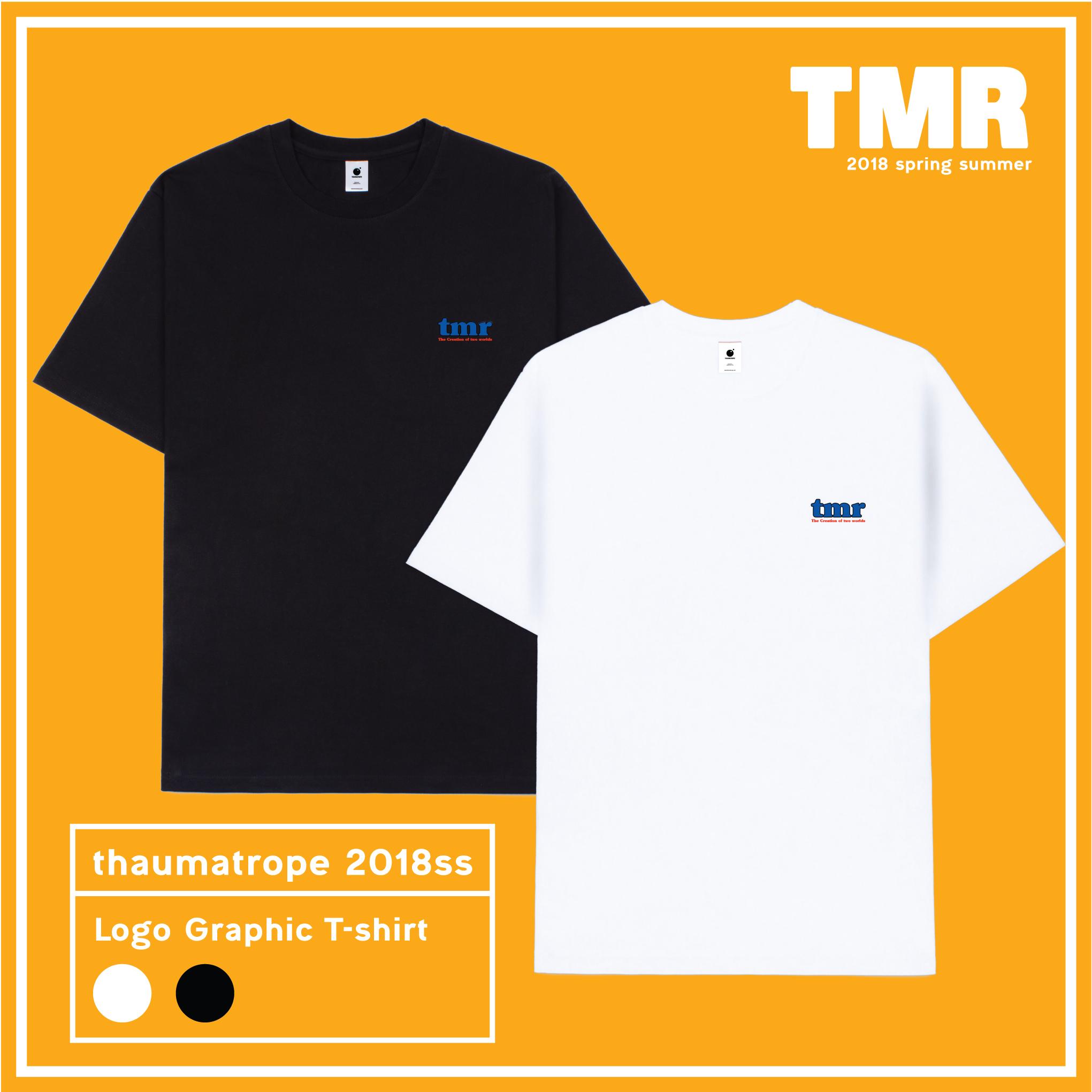 TMR LOGO T-SHIRTS