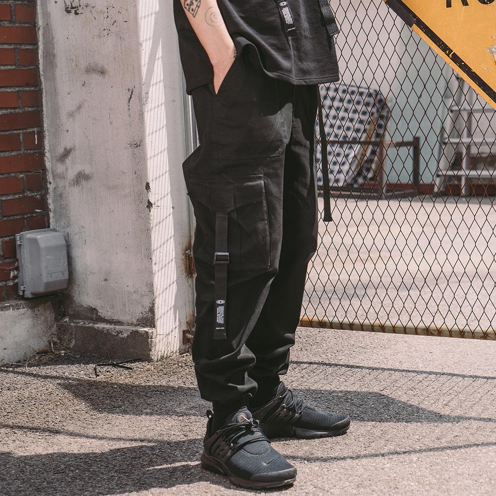 Tech flavor blunt pants (TP0001)