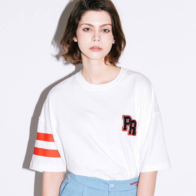 RED LINE T SHIRT