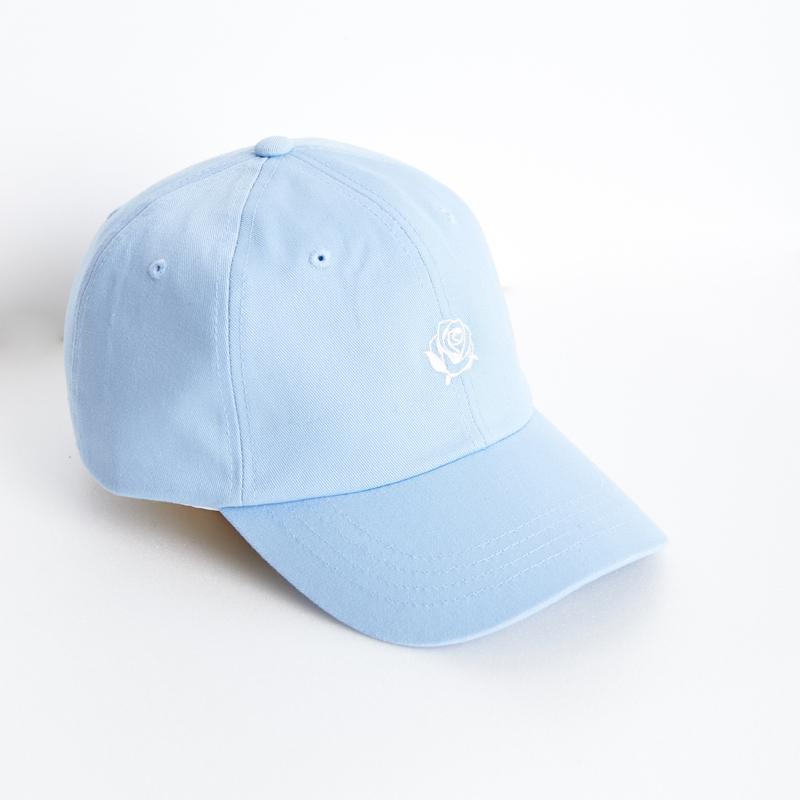 ROSE SOFT CAP SKYBLUE