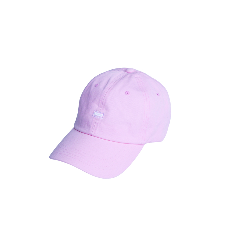 SMALL LOGO SOFT CAP PINK