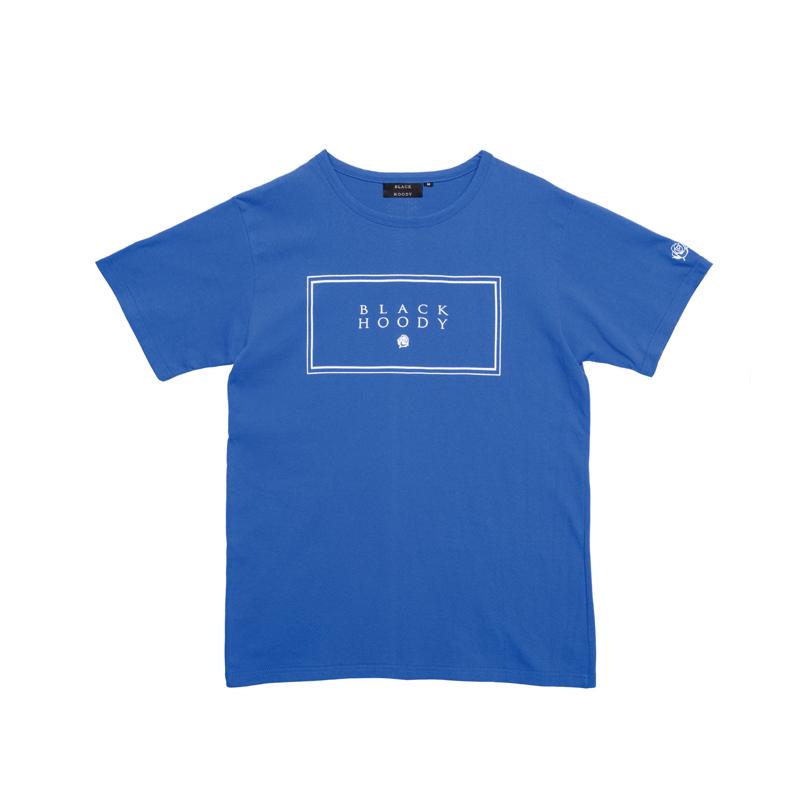 16SS BASIC LOGO T-SHIRT BLUE