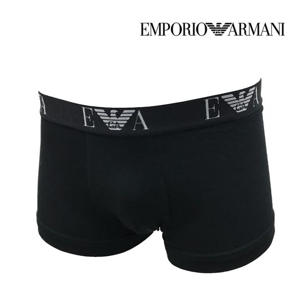 엠포리오 아르마니 남성 드로즈 CC715-07320 BLACK