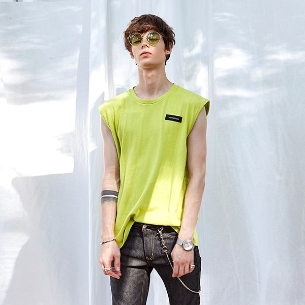 SIGNATURE OVER-FIT SLV_LIME