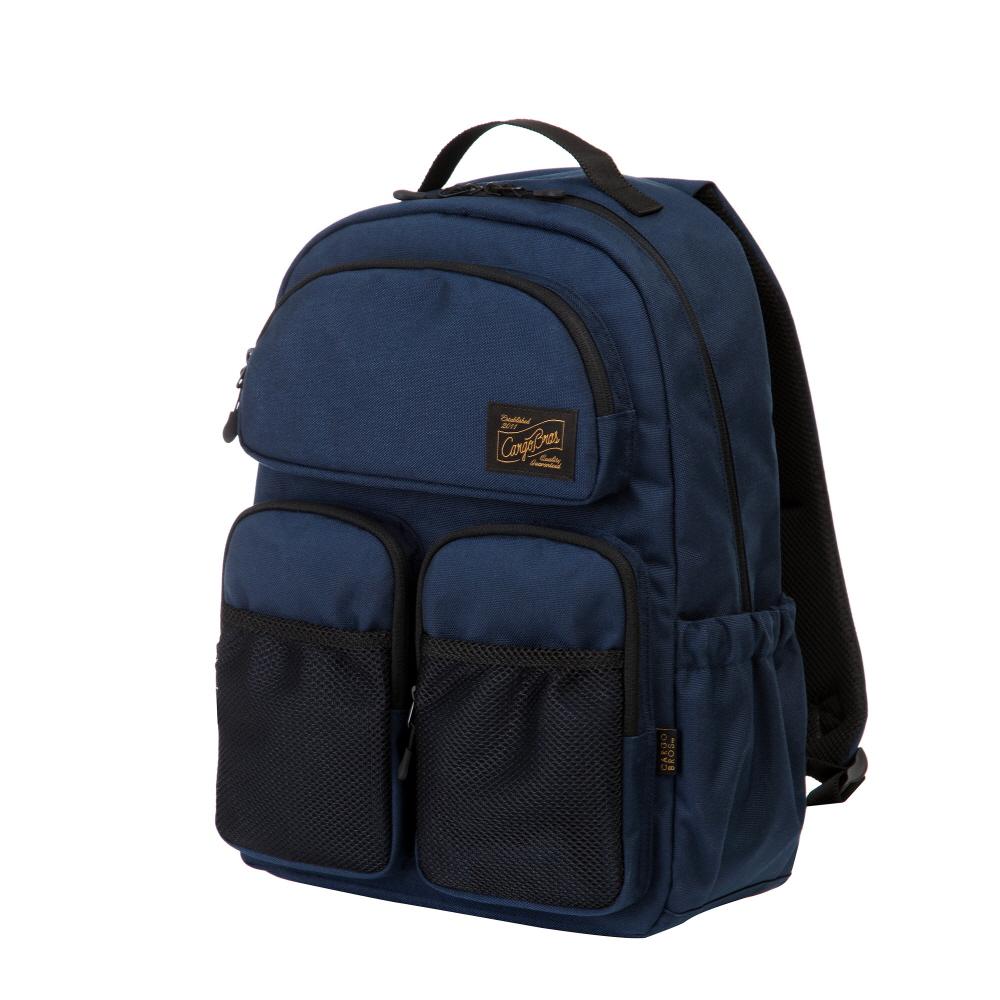 [카고브로스]CARGOBROS - LIFE BACKPACK (NAVY) 가방 백팩 메쉬백팩